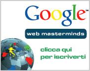Google Web Masterminds
